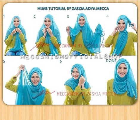 Foto Hot dan Sexy Artis Zaskia Adya Mecca Berhijab Terbaru – HAMDEA